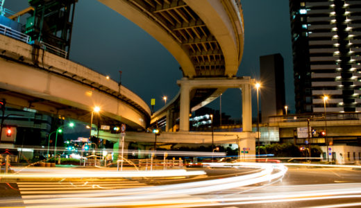 ジャンクション(JTC)撮影するには西新宿ジャンクションがオススメ