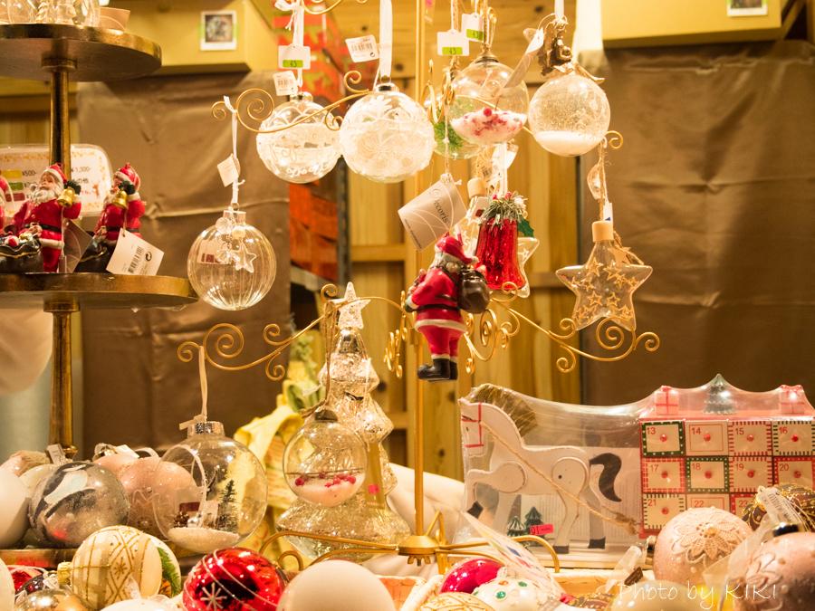日比谷公園 クリスマスの雰囲気満載「クリスマスマーケット2016」